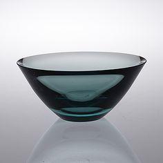 GÖRAN HONGELL, KULHO. Sign. G. Hongell-Karkula 1941. - Bukowskis Glass Design, Design Art, Lassi, Bukowski, Fine Furniture, Helsinki, Finland, Modern Contemporary, Decorative Bowls