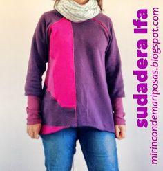 mi rincón de mariposas: Cuando quieres coser coses, aunque no tengas tela