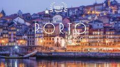 """PT: 41° 9′ 0″ N, 8° 36′ 40″ W - O Porto é uma cidade que me fascina e motiva para o registo de fotografia e em especial do timelapse. Há cerca de 6 meses atrás, produzi o timelapse """"O'Porto"""" visivel em https://vimeo.com/106545628. Logo após a sua publicação fiquei com a sensação de que era preciso mais. Era necessário ir a locais onde normalmente não se vai."""