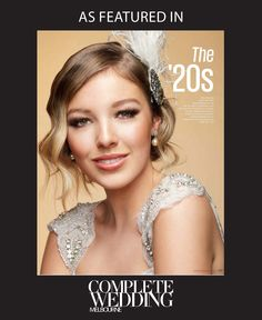 The '20s by #EllieMakeup #glamour #oldhollywood #smouldering #smokyeye
