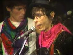 All By Mysellf (Live)--Johnny Thunders and the Heartbreakers - YouTube