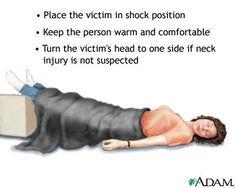 Main Symptoms of Low Blood Pressure