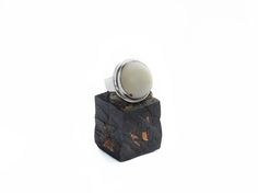 Ivoryite Ring Glacier Jewellery Design Adelaide Australia