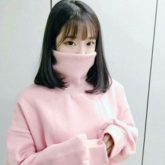 Images and videos of ulzzang girl Girls Girls Girls, Cute Girls, Uzzlang Girl, Pink Girl, Ulzzang Fashion, Asian Fashion, Korean Short Hair, Girl Korea, Jung So Min