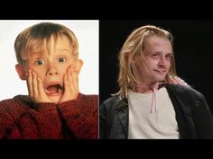 Child Actors Then And Now 2016