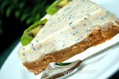 Best-Ever Lemon Poppy Seed Cheesecake