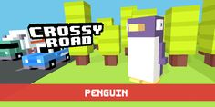 Penguin! #crossyroad