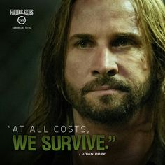 At All Costs, We Survive- Pope Falling Skies