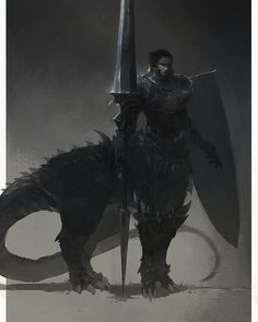 New Ideas For Epic Fantasy Art Monsters Fantasy Character Design, Character Design Inspiration, Character Concept, Character Art, Fantasy Races, Fantasy Warrior, Fantasy Monster, Monster Art, Dnd Characters