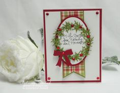Christmas Club 2013 Class - April by sabrad - Cards and Paper Crafts at Splitcoaststampers