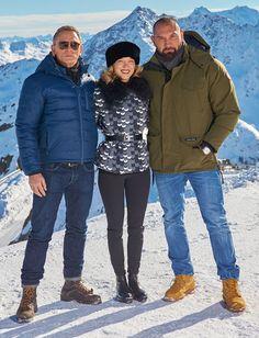 Canada Goose, marque canadienne de vêtements d'extérieur pour grand froid, fut l'une des innombrables marques à avoir saisi l'opportunité du nouvel opus...