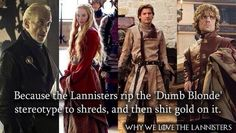The Lannisters ~ Game Of Thrones