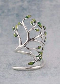 Enchanted Forest Tree Ring