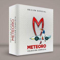 METEORO #ColeccionCompleta DVD Bs. 7.500 · BluRay Bs. 7.900 · Calidad garantizada · Español latino · #BONUS Película METEORO (2008) #Series #Películas #Retro #Actuales #Comics #Comiquitas #DVD #BluRay Si quieres una serie o película solo llámanos. Pedidos: 0414.402.7582 Presentación #BoxSet exclusiva de #RetroReto