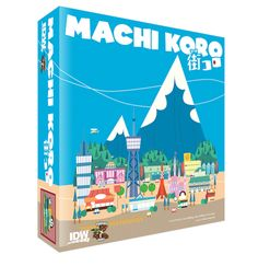 machi koro - card game