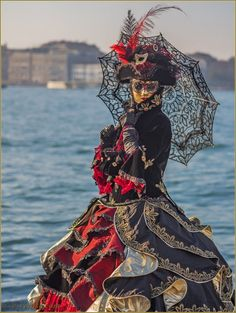 Photos Masques Costumes Carnaval Venise 2015 | page 35