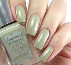 Barry M Gelly - Olive