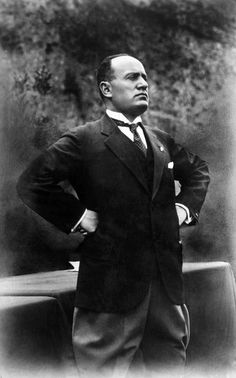 49 Best Benito Mussolini images   World war two, History ...