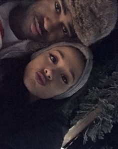 Ariana Grande and Big Sean Share Tahoe Vacation Pictures Ariana Grande Big Sean, Ariana Grande Selfie, Ariana Grande Pictures, Cat Valentine, Victorious, Selfies, Bae, Love Me Harder, Rare Pictures