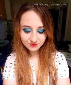 4th of july makeup ideas 2013-Stand out