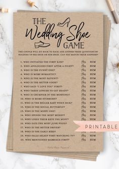 25 New Ideas Rustic Bridal Shower Games Engagement Parties Wedding Couples, Our Wedding, Dream Wedding, Couples Wedding Shower Games, Couple Shower Games, Couples Shower Themes, Wedding Games For Guests, Fall Wedding, Wedding Events