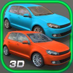 #NEW #iOS #APP Car Racing Games 3D Race Simulator - Top Downloaded Games