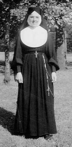 sisters of st.joseph old habits