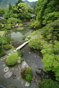 Ogawa jihei - a big star of Japanese garden in Meiji era 小川治兵衛 庭園 Modern Japanese Garden, Japanese Gardens, Landscape Architecture, Landscape Design, Japan Garden, Meiji Era, Permaculture Design, Natural Scenery, Garden Structures