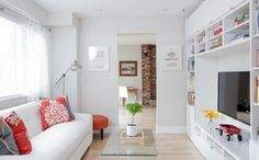 Love It or List It Vancouver | Kelly and Steve | After: Family Room