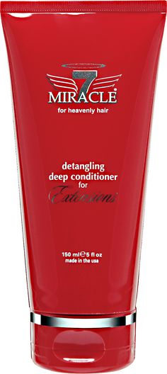 Just for extensions leave in conditioner the only detangle you detangling deep conditioner for extensions pmusecretfo Images
