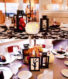 Christina & Jasons Fall Inspired Wedding