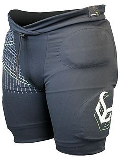 Demon FlexForce Pro Padded Short Medium *** Check this awesome product by going to the link at the image. (This is an affiliate link) Padded Shorts, Pleated Shorts, Ski And Snowboard, Snowboarding, Football Pads, Xc Ski, Work Boot Socks, Man Pad, Ski Boots