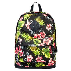 Established in Blue Banana is the home of essential alternative & emo clothing. Pineapple Backpack, Blue Banana, Cool Backpacks, Vera Bradley Backpack, Fashion Backpack, Back To School, Jade, My Love, Makeup