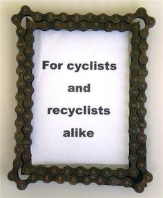 ShopMira.com. Bike Chain Frame Rectangle
