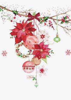 Poinsettia clipart pink - pin to your gallery. Explore what was found for the poinsettia clipart pink Christmas Clipart, Noel Christmas, Vintage Christmas Cards, Christmas Printables, Christmas Pictures, Xmas Cards, Christmas Crafts, Christmas Decorations, Christmas Ornaments