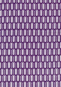 矢絣(紫)