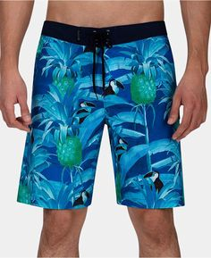Pineapple Lips Womens Summer Beach Shorts Boardshort Swimming Trunks Linen