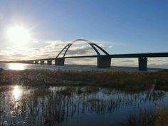 Fehmarnsund Bridge, Germany