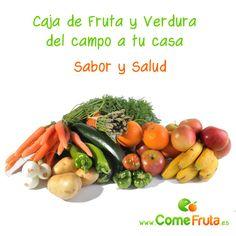 Caja de fruta fresca de Comefruta.es « Subasta Solidaria