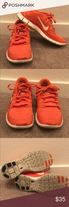 FINAL PRICE DROP ! Nike Free Womens Sneakers Great condition! Nike Shoes Sneakers