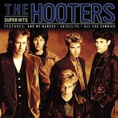 The Hooters And We Danced (1985). By combining a mix of rock and roll, reggae, ska and folk music, The Hooters were definitely one of my favorites back in the day!