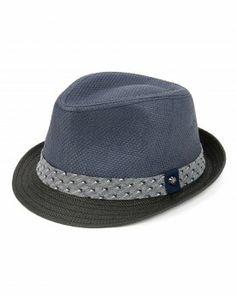 Ted Baker- Men s Straw Trilby Hat www.MadamPaloozaEmporium.com www.facebook. 43bf10b9bbc9