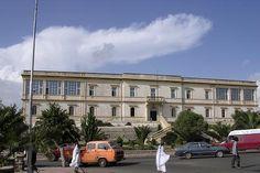 Government Buildings, Asmara (Eritrea's White House).