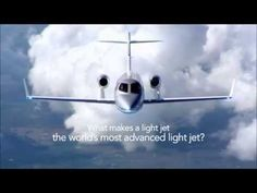 HondaJet Opening video ( EBACE2014 )