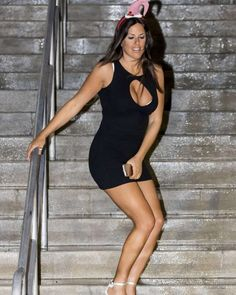 Claudia Romani in Short Dress Leaving American Airlines Arena in Miami #wwceleb #ff #instafollow #l4l #TagsForLikes #HashTags #belike #bestoftheday #celebre #celebrities #celebritiesofinstagram #followme #followback #love #instagood #photooftheday #celebritieswelove #celebrity #famous #hollywood #likes #models #picoftheday #star #style #superstar #instago #claudiaromani