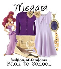 """""""Megara"""" by fofandoms ❤ liked on Polyvore featuring L.K.Bennett, Alex and Ani, The Cambridge Satchel Company, Glitzy Rocks, Lord & Taylor, Annabella Lilly and Urge"""