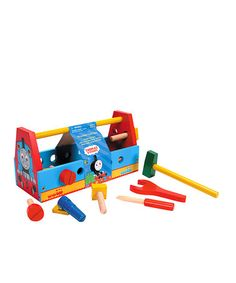 Take a look at this Thomas Tool Box by Thomas & Friends on #zulily today!