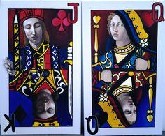 """""""Femme Fatale"""", opera di Tiziana Salè.  """"Il doppio. Omaggio a Frida Kahlo"""", dal 20 settembre al 5 ottobre 2014. La Casa delle culture del mondo, Milano.  http://www.provincia.milano.it/cultura/progetti/la_casa_delle_culture_del_mondo_milano/iniziative_2014_settembre.html#Il_doppio"""