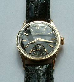 Gents Patek Philippe wristwatch dating from the 1950s. In good condition all working as it should keeping good time.