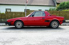 Fiat X19, Fiat Abarth, Unique Cars, Cool Designs, Vehicles, Monsters, Wheels, Europe, America